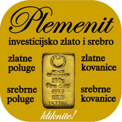 Investicijsko zlato Plemenit